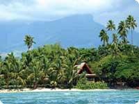 Poroka v tujini, Fidži hotel First Landing Resort