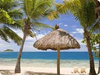 Poroka v tujini, Fidži hotel Malolo Island Resort