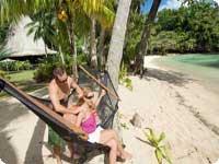 Poroka v tujini, Fidži hotel Qamea Resort & Spa