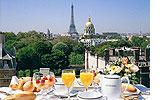 Pariz, hotel Lutetia