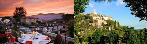 Poročno potovanje, Francija Nica