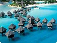 Poročno potovanje, Francoska Polinezija, Bora Bora hotel Le Meridien