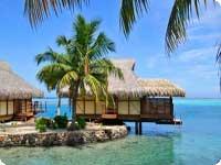 Vjenčanje u inozemstvu, Francuska Polinezija, Moorea hotel Intercontinental