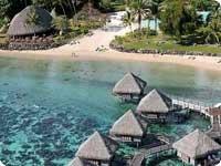 Poročno potovanje, Francoska Polinezija, Tahiti hotel Le Meridien