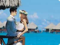 Vjenčanje u inozemstvu, Francuska Polinezija, Tahiti hotel Intercontinental
