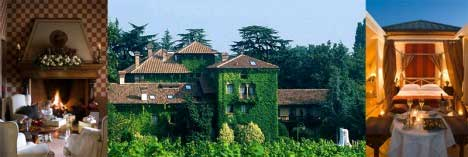 Poročno potovanje, Italija, jezero Ilseo