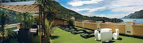 Poročno potovanje, Italija, Malcesine, Lago di Garda