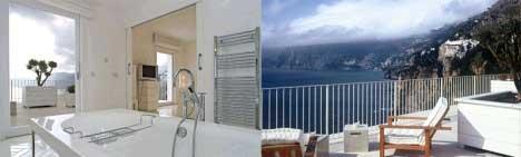 Poročno potovanje, Italija, obala Amalfi