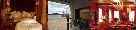 Poročno potovanje, Metropole, Benetke