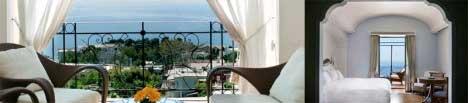 Poročno potovanje, Italija, Capri
