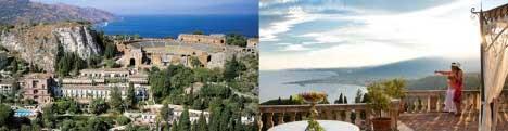 Poročno potovanje, Italija, Sicilija