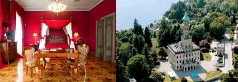 Poročno potovanje, Italija, Jezero Orta