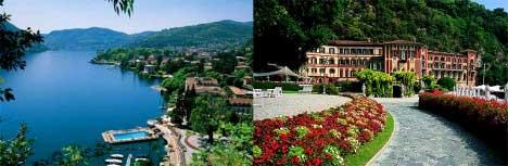 Poročno potovanje, Italija, Lago di Como