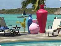 Poročno potovanje, Mauritius hotel Le Preskil Beach Resort