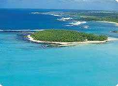 Poroka v tujini, Mauritius, Otok dveh kokosov