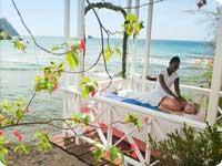 Poročno potovanje, Karibi, St Lucia hotel Smugglers Cove