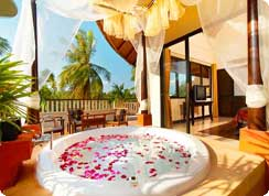 Poročno potovanje, Tajska Koh Lanta hotel Cha Da Beach