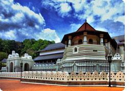 Sanjska potovanja, Šri Lanka, Kolonialna tura