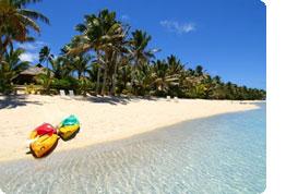 Sanjska potovanja, Cookovi otoki, Počitnice na Cookovih otokih