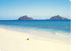 Sanjska potovanja, Fidži, Počitnice na Viti Levu in otočkih Mamanuca