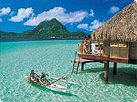 Sanjska potovanja, Francoska Polinezija, Tahiti, Počitnice na Tahitiju