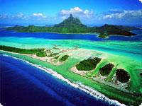 Sanjska potovanja, Francoska Polinezija, Tahiti in Bora Bora, Počitnice na Tahitiju in Bora Bori