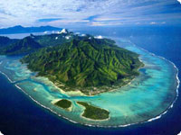Sanjska potovanja, Francoska Polinezija, Tahiti in Moorea, Počitnice na Tahitiju in Moorei