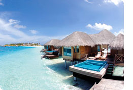 Sanjsko potovanje, Maldivi, počitnice na Maldivih