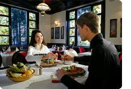 Romantični vikend na Bledu, v hotelu Ribno