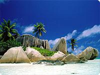 Sanjsko potovanje, Sejšeli, počitnice na otoku Praslin in La Digue