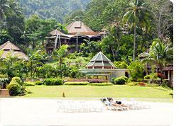 Sanjska potovanja, Tajska, Počitnice na otoku Koh Chang