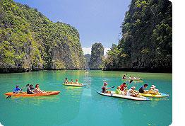 Sanjska potovanja, Tajska, Počitnice na otoku Phuket