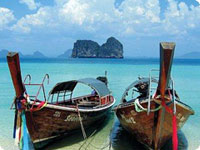 Sanjska potovanja, Tajska, Počitnice na otoku Koh Lanta