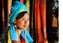 Sanjska potovanja, Tajska, Potovanje severna Tajska