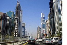 Sanjska potovanja, Emirati, Dubaj stop