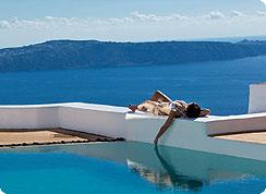 Poročno potovanje, Grčija