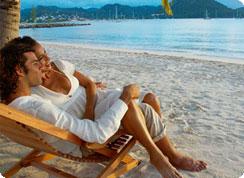 Poročno potovanje, Karibi
