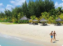 Poročno potovanje, Mauritius