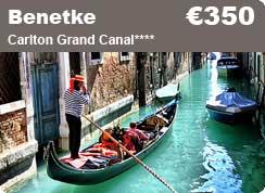 Mini poročno potovanje Benetke