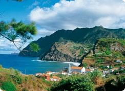 Poročno potovanje, Madeira