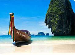 Poročno potovanje, Tajska