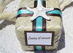 Poročno potovanje, darilo