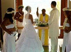 Poroka v tujini, Francoska Polinezija, Bora Bora
