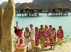 Poroka v tujini, Francoska Polinezija