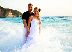 Poroka v tujini, Grčija, Lefkas