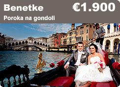 Poroka v tujini, Italija