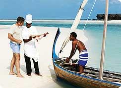Poroka v tujini, Maldivi