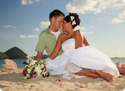 Poroka v tujini, karibi, St Lucia