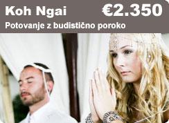 Poroka v tujini, Tajska, Koh Ngai