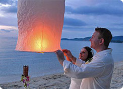 Poroka v tujini, Tajska